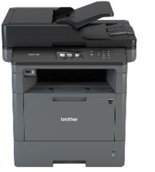 Brother MFC-L5700DN Multifunction Duplex Network A4 Mono Laser Printer