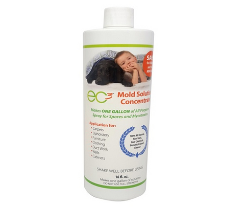 Micro Balance Health Products EC3 Mold Solution Concentrate