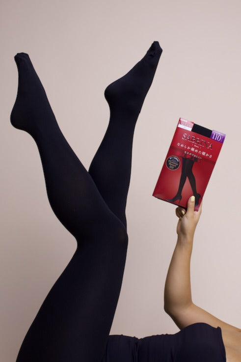 SABRINA Super Warm & Tick Opaque Tights 110 Denier