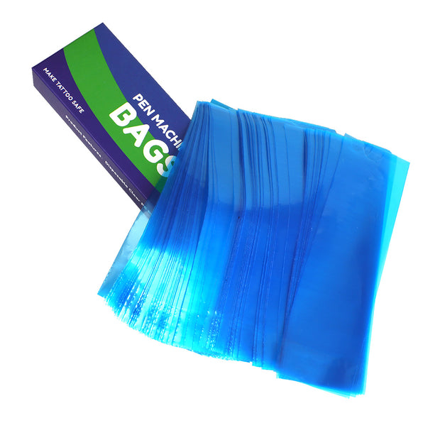 Disposable Clip Cord Sleeves Bags Covers