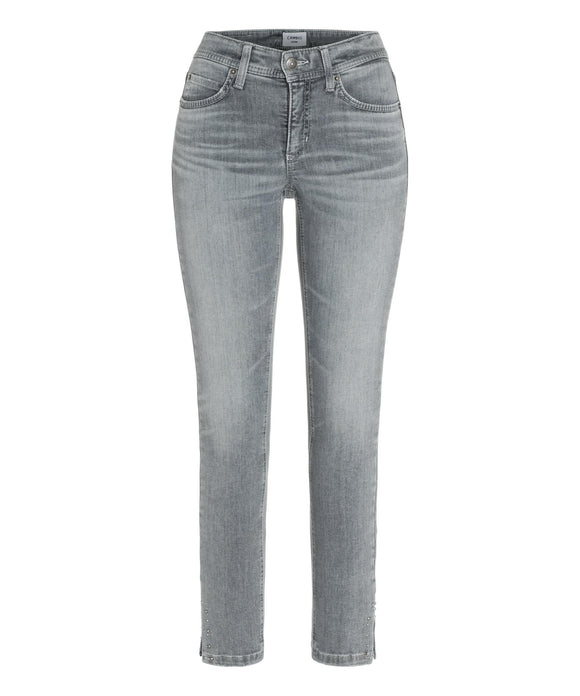 Cambio Light Gray Parla Jeans
