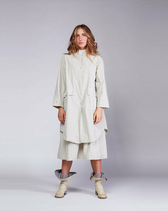 Camel Duster Jacket