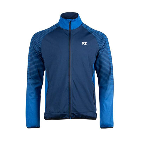 FZ Forza Alwick Mens Badminton Jacket (Navy blue)