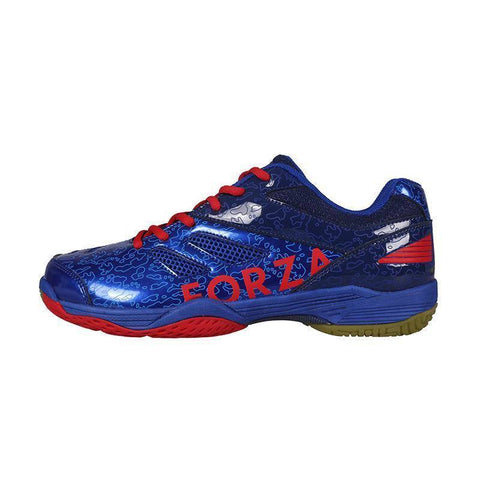 FZ Forza Court Flyer Junior Badminton Shoes (Navy blue)