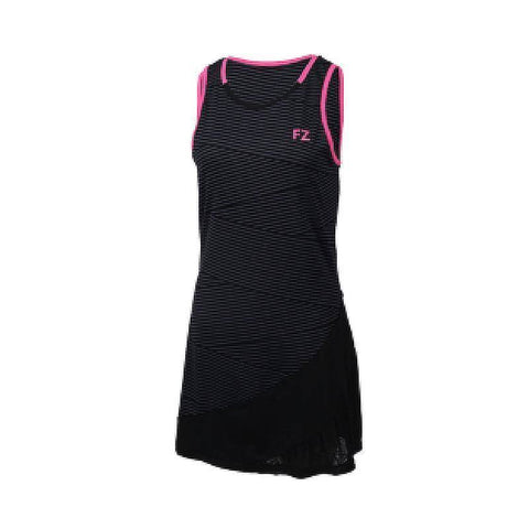 FZ Forza Hallie Womens Badminton Dress (Black)