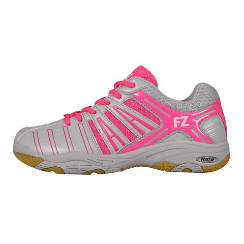FZ Forza Leander W Womens Badminton Shoes (Pink)