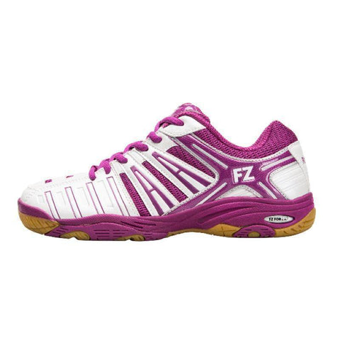 FZ Forza Leander W Womens Badminton Shoes (Purple)