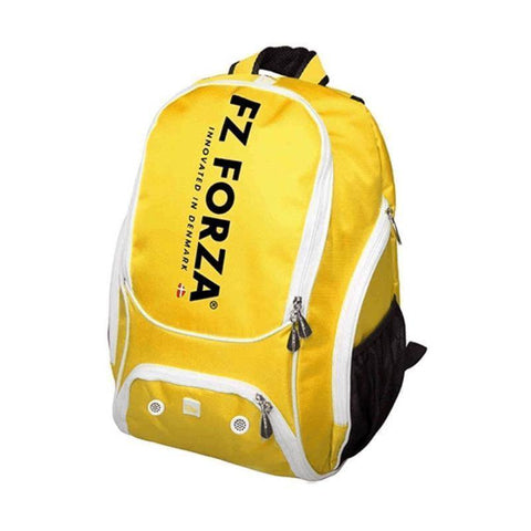 FZ Forza Lennon Badminton Backpack (Yellow)