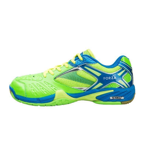 FZ Forza Lingus V3 Mens Badminton Shoes (Green)