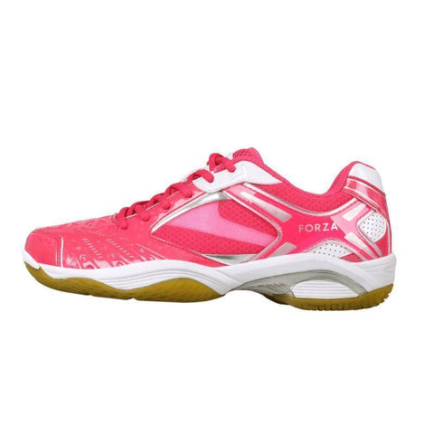 FZ Forza Lingus V4 W Womens Badminton Shoes (Pink)
