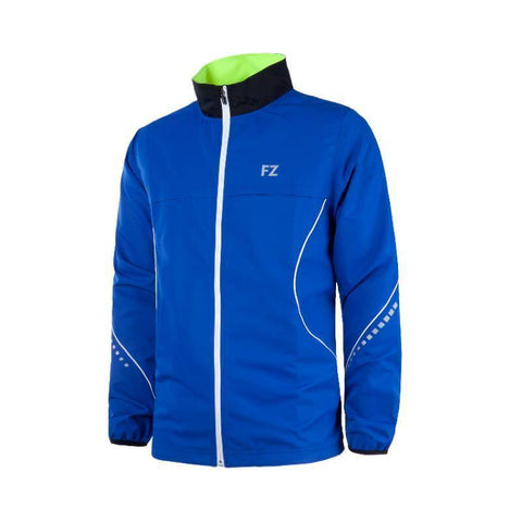 FZ Forza Martinez Mens Badminton Jacket (Blue)
