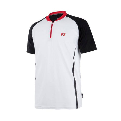 FZ Forza Matt Junior Badminton T-Shirt (White)