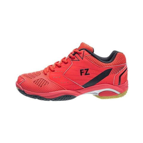 FZ Forza Sharch M Junior Badminton Shoes (Red)