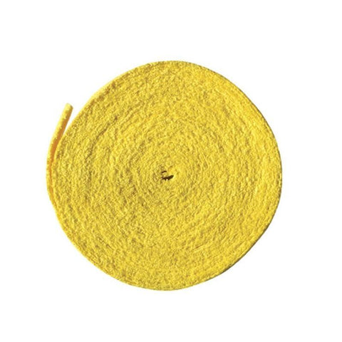 RSL Badminton Towel Grip Coil - 12 m (Yellow)