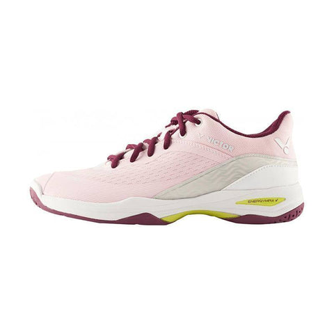 Victor A900F IA Womens Badminton Shoes (Pink)