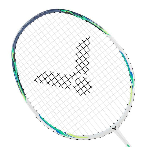 Victor ARS Light Fighter 80 Badminton Racket (6U-G5)