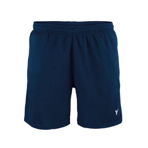 Victor Function 4866 Mens Badminton Shorts (Navy blue)