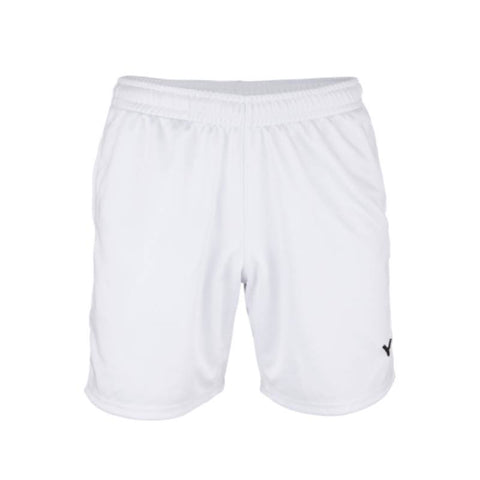 Victor Function 4866 Mens Badminton Shorts (White)
