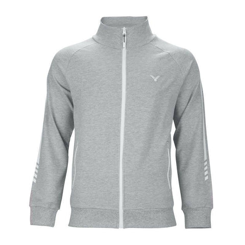 Victor J-03600 H Mens Badminton Jacket (Grey)