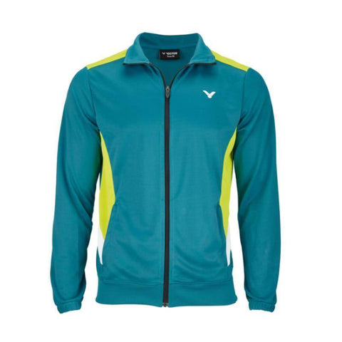 Victor TA Badminton Jacket 3687 Mens Badminton Jacket (Green)