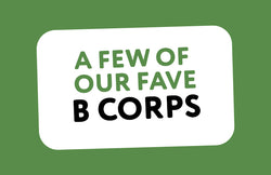 B Corp Month - Our favourite B Corps