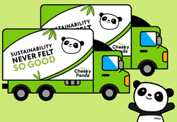 The Cheeky Panda asks: Name our Trucks!
