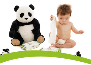 The Cheeky Panda UK I Bamboo Toilet rolls