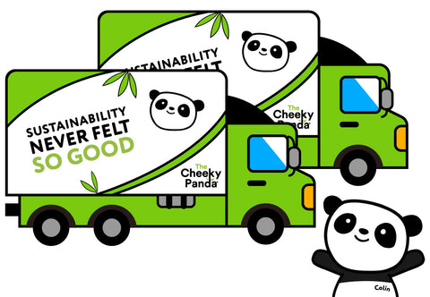The Cheeky Panda sustainable nappies
