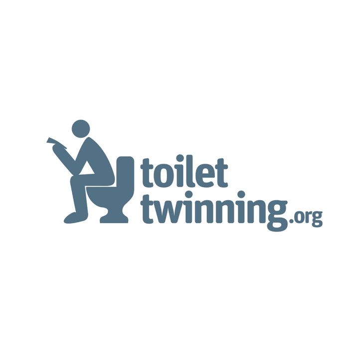 Donation to Toilet Twinning - The Cheeky Panda UK