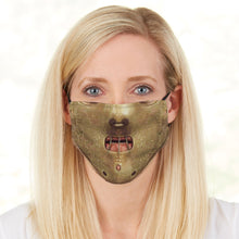 Load image into Gallery viewer, Hannibal Lecter Facemask