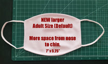 Load image into Gallery viewer, Shields Up Captain? Star Trek Facemask