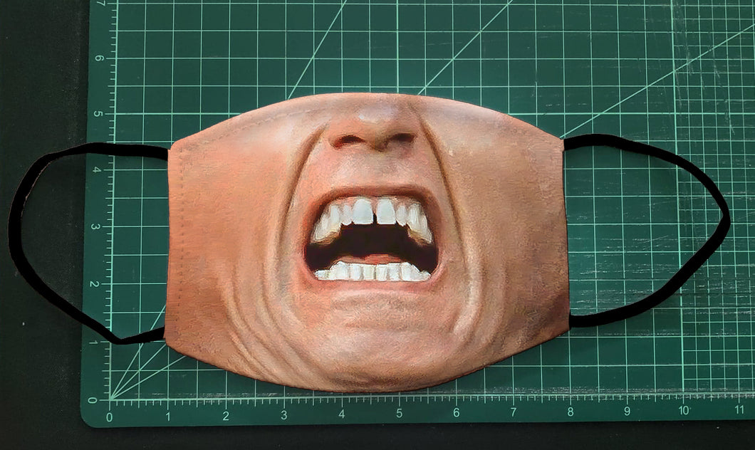 Arnold Total Recall Facemask