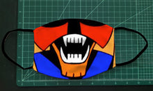Load image into Gallery viewer, Brak Space Ghost Facemask