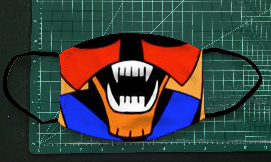Brak Space Ghost Facemask