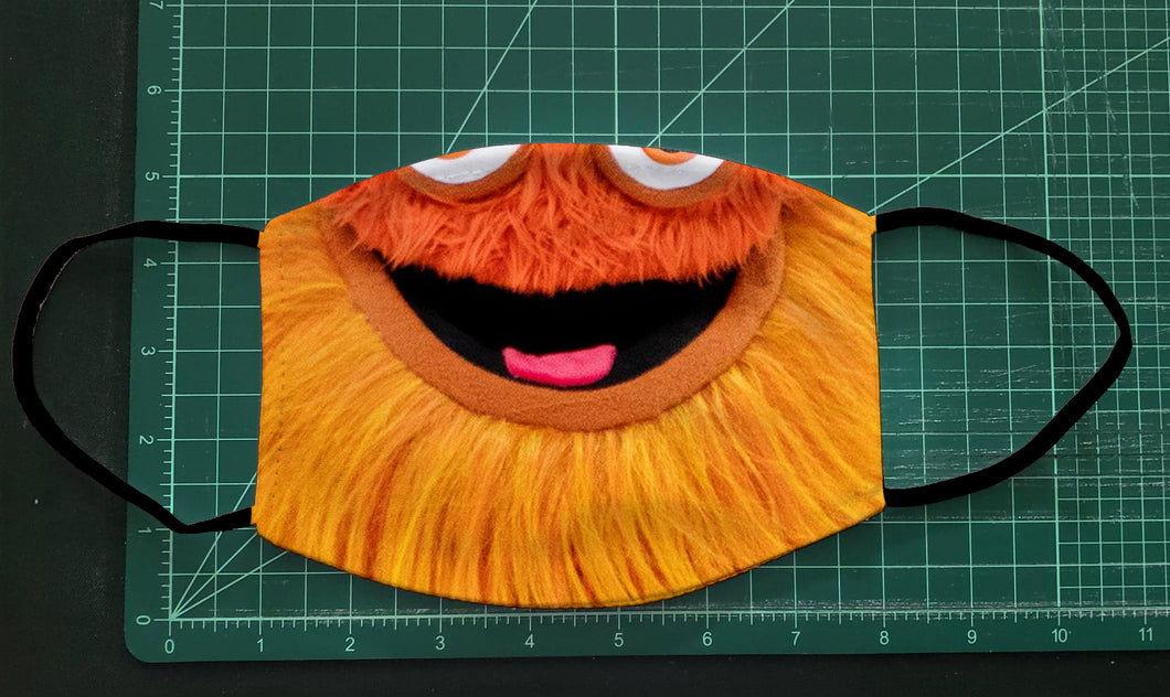 Gritty Facemask