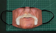 Load image into Gallery viewer, Hulk Mustache Facemask