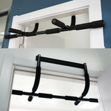 Chin Up Bar Pull Up Bar Door Way Fitness Exercise Sit Up Strength Workout Gym
