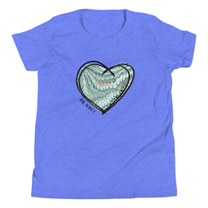 "MARBLE ""BE KIND"" HEART KIDS TEE"