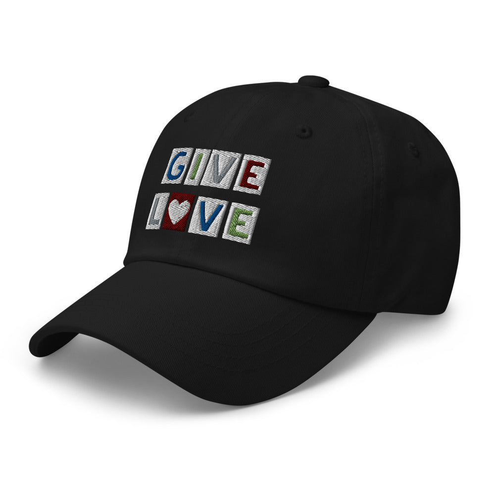 """GIVE LOVE"" CAP 