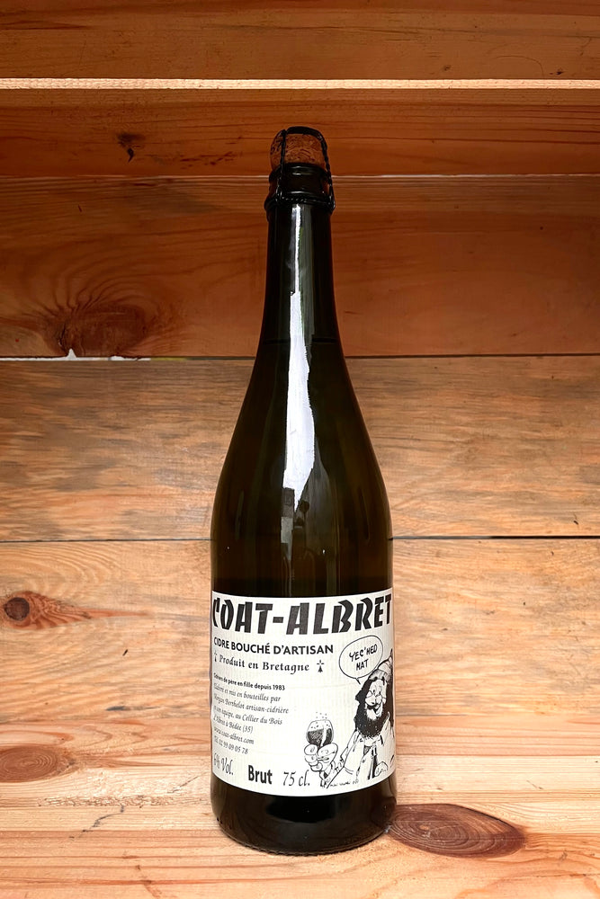 Load image into Gallery viewer, Cidre Bouché d'Artisan Brut