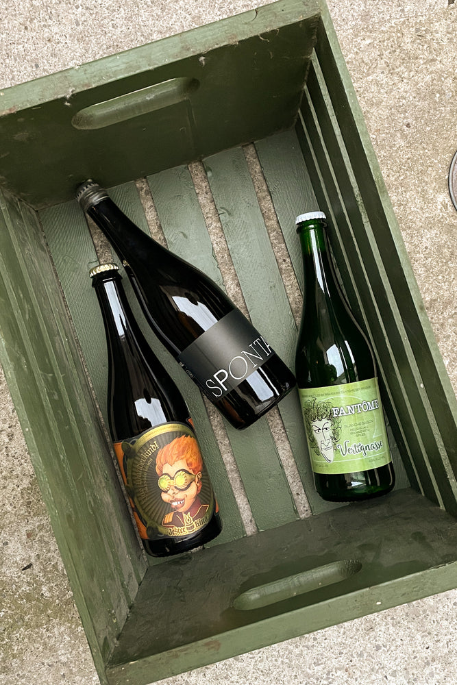 ITS NOT ALWAYS ABOUT LAMBIC