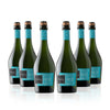 6 Pack Aresti Only, Espumante Brut, 750cc