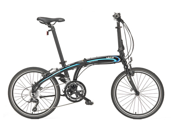 Ubike Blue Streak 9S (Black)