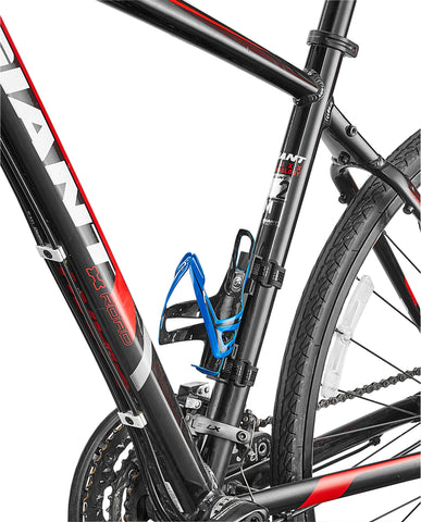 Strap-on Bottle Cage Attachment