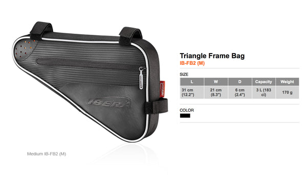 Triangle Frame Bag FB2 (M)
