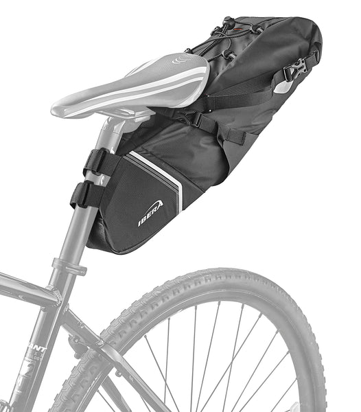 Waterproof Carryall saddle/seat bag (6 Ltrs)