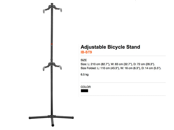 (Out of Stock) Adjustable Bicycle Tower Stand