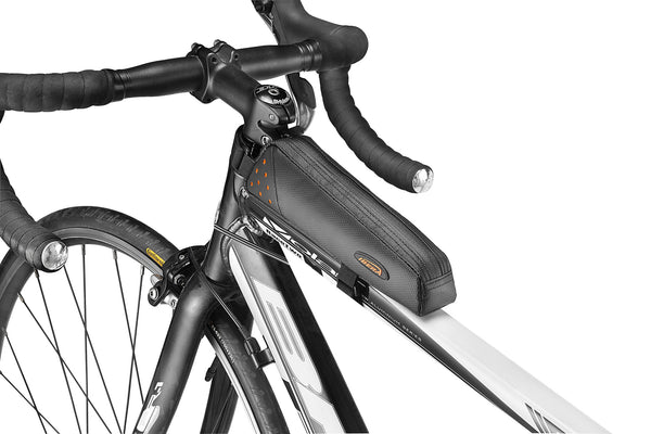 Aerodynamic Top Tube Bag