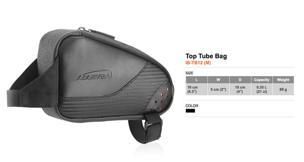 Top Tube Bag TB12 (M)