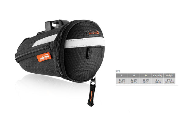 SB7 Clip-on SeatPak